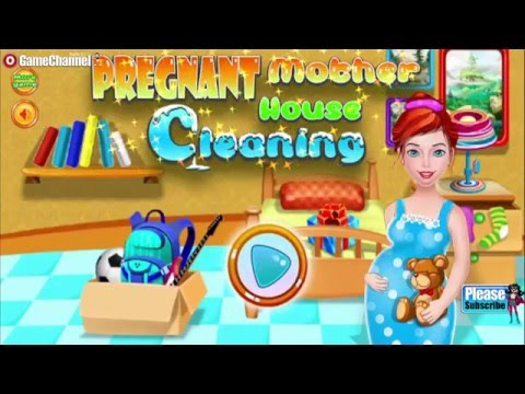 Mother House Cleaning Games Android İos Free Game GAMEPLAY VİDEO