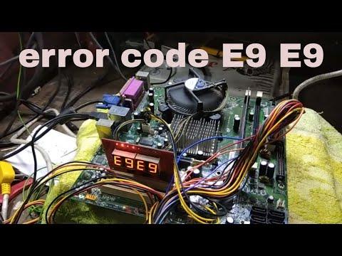 Motherboard Service #intel945gcnl (display stuck and blank symptom )