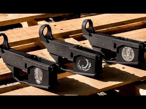 The Best Gun Laser Engraving Machine