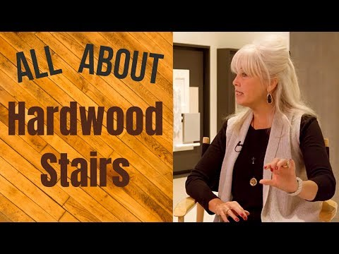How much do hardwood stairs cost to install? (and if they are right for your home!)