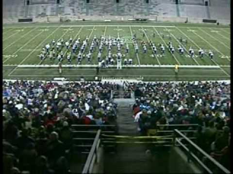 Princeton High School Marching Band - Marshall Competition