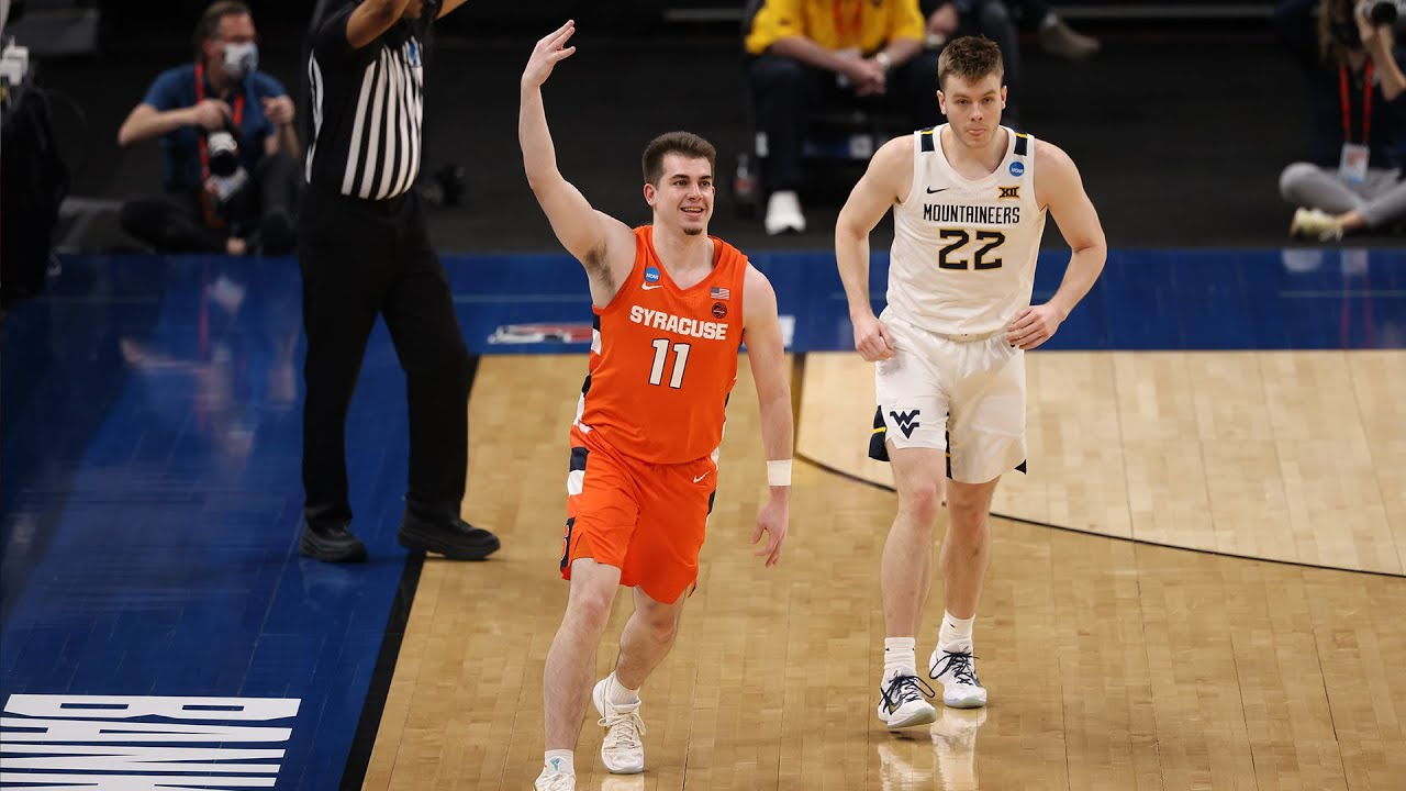 Three-point therapy: Syracuse drains 29 three-pointers in the first two rounds of NCAA tournament