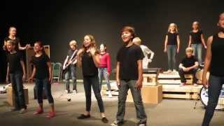 Understudies, the musical - Original Production