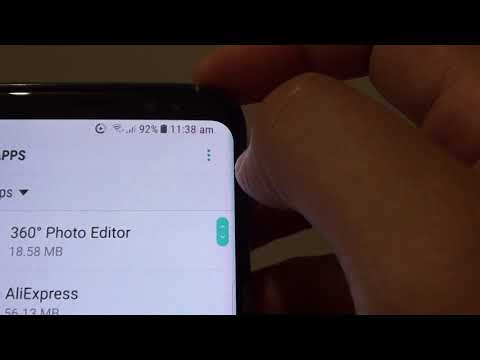 Samsung Galaxy S8: How to Set Default Messaging App