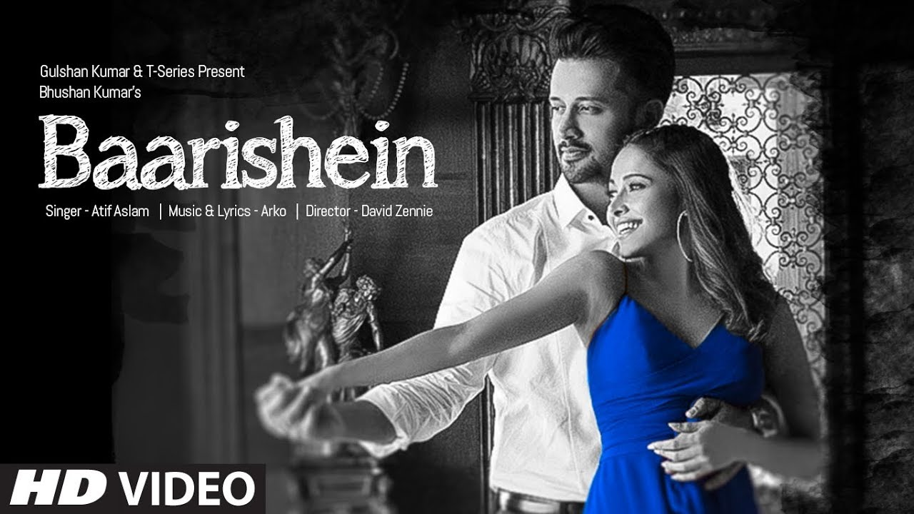 BAARISHEIN Song | Arko Feat. Atif Aslam  & Nushrat Bharucha | New Romantic Song 2019 | T-Series