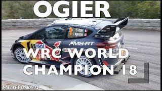 Sébastien OGIER WRC WORLD CHAMPION 2018 WRC rally Australia RP34