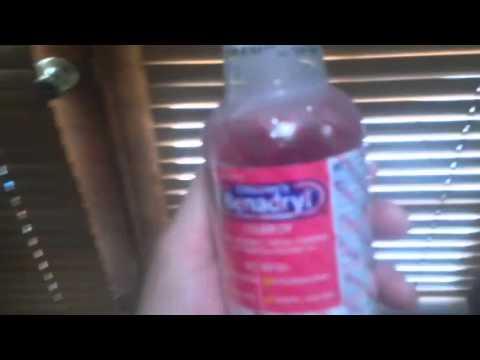 Prepper Magical Antidotes Benadryl