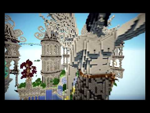 FlyMC Minecraft server - Free flying, any mob as your pet!