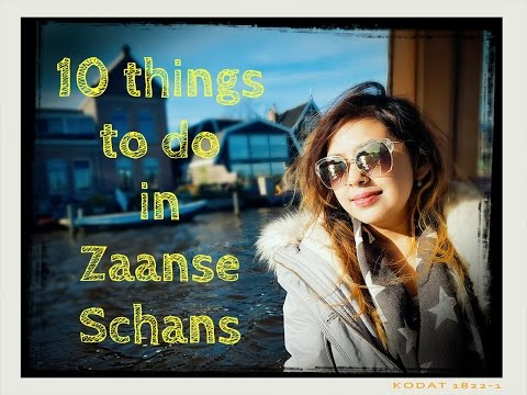 Great Day Trip From Amsterdam to Zaanse Schans | Hindi | Netherlands - Eur0ping