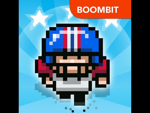 [iOS] College Football Hero by BoomBit - HD 60 fps GamePlay with sound - score 67