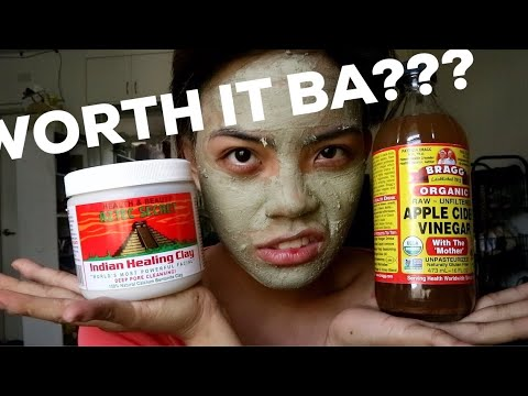 CHASE CHECKS: AZTEC INDIAN HEALING CLAY MASK! WORTH IT BA? by Chase Salazar