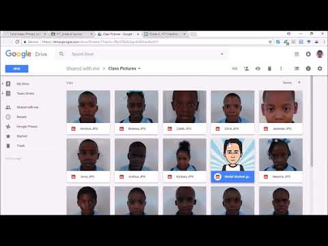 Changing Your Profile Picture - FAPS Google Class