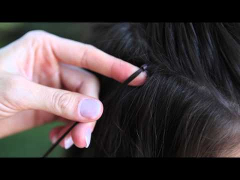 Fine Featherheads: How to Install Feather Drops - Feather Hair Extensions