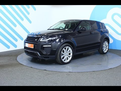 Land Rover Range Rover Evoque 2.0 TD4 HSE Dynamic LUX Hatchback AWD 5dr (start/stop)