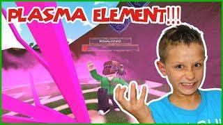 GETTING THE PLASMA ELEMENT!!!