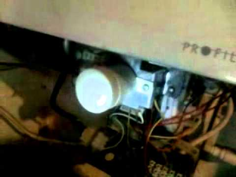 Potterton Profile boiler burner not coming on.
