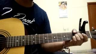 MAR JAAYEN | LOVESHHUDA | ATIF ASLAM Guitar Tutorial