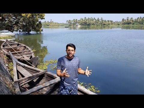 Kerala Backwaters and Village Life Experience at Vaikom - Country Boat Ride, Coir Making, Pottery