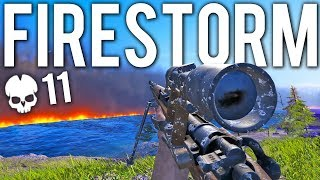 Battlefield FIRESTORM 🔥 Royale Solo Gameplay