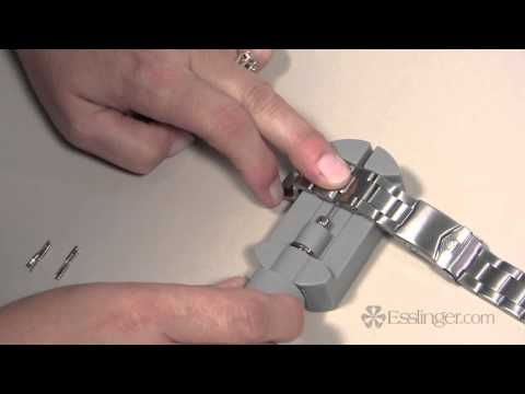 Watch Band Replacement - Watch Link Remover Deluxe