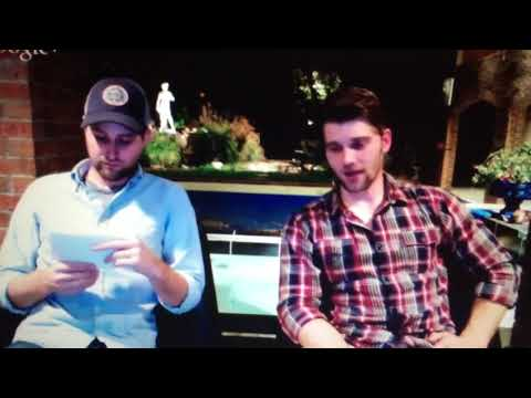 Mike Vogel Answers My Questions LIVE