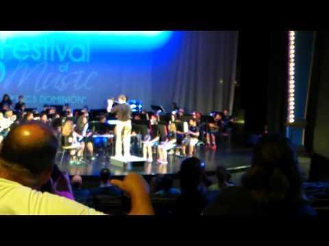 Honor March - Mayfield Intermediate 6th grade