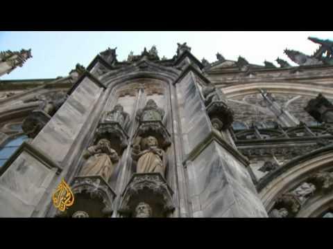 Dutch church draws calls for unusual connection