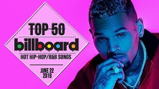 Top 50 • US Hip-Hop/R&B Songs • June 22, 2019 | Billboard-Charts