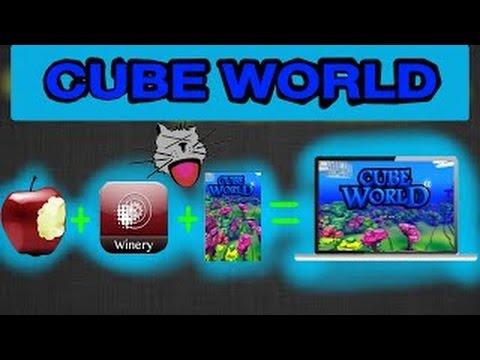 CUBE WORLD para Mac // CUBE WORLD for Mac // Wineskin