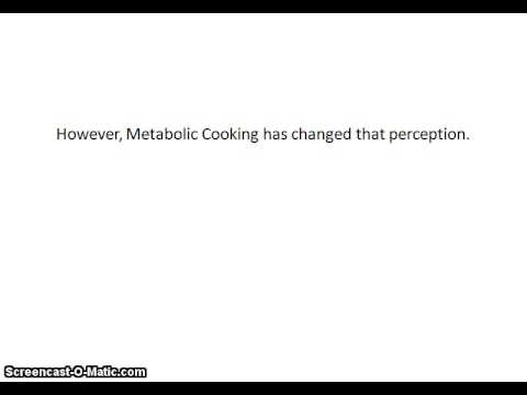 Metabolic Cooking Review | Metabolic Cooking