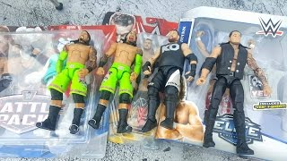MAIL CALL EP: #40! WWE Elite 43 Kevin Owens FIXUP + Huge AMAZON Unboxing!!