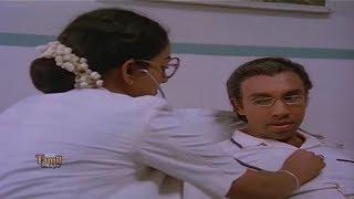 Sathyaraj & Nalini Scenes 24 Mani Neram   Tamil Full Thriller movie   Mohan   Manivannan   Ilayaraja