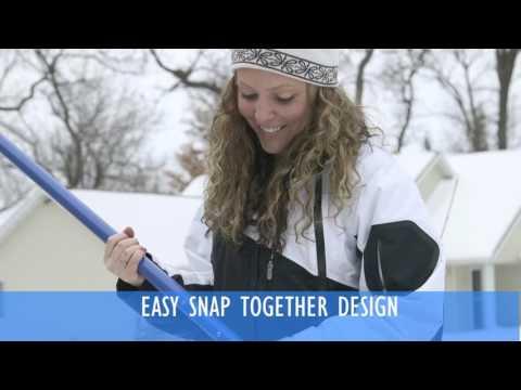 Avalanche-Worlds Best Snow Rake