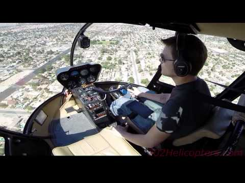 Helicopter Pilot Life