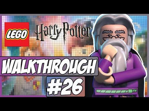 LEGO Harry Potter: Years 1-4 - Walkthrough - Episode 26 - Dementor Spell!