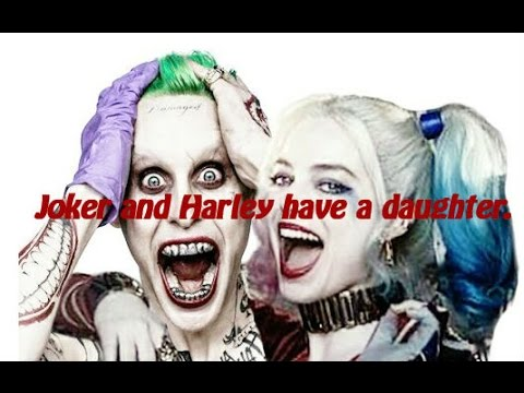 Harley Quinn - Top 5 Facts !