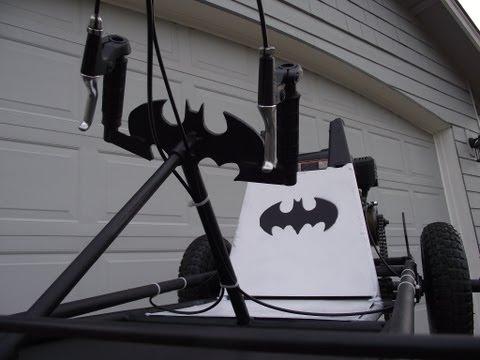 Making The Bat Cart