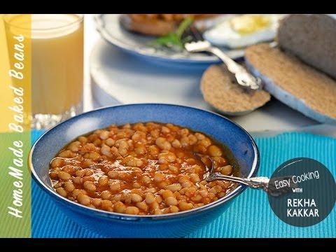 Baked Beans Recipe | Homemade Baked Beans