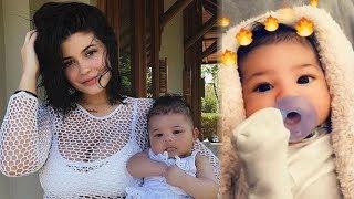 Kylie Jenner EXPLAINS How She Chose Stormi