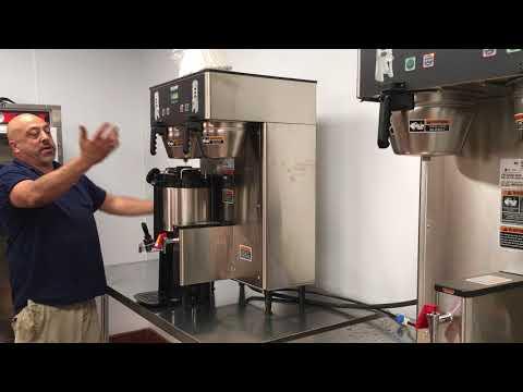 Bunn Coffee Machine Instructions