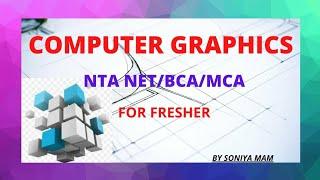 DDA Line Drawing Algorithm - Computer Graphics