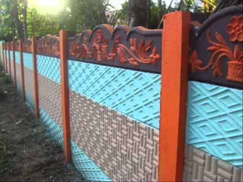 RCC compound wall - Just Rs.57,000/- only.