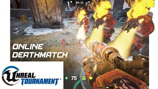 Unreal Tournament 4  - Online Deathmatch in Chill  - October 2019