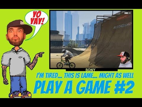 I'm tired... this is lame...might as well PLAY A GAME #2 (GTAV censored)