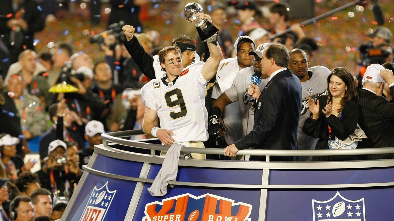 Super Bowl XLIV: Saints vs. Colts highlights