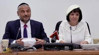 #x202b;נאום הפרידה של משה אבוטבול מראשות עיריית בית שמש נובמבר 2018#x202c;lrm;