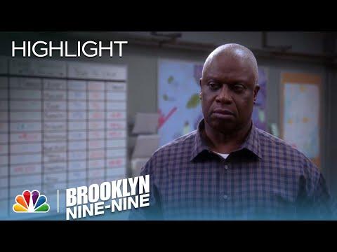 Captain Holt Practices For The Wedding | Season 5 Ep. 22 | BROOKLYN NINE-NINE