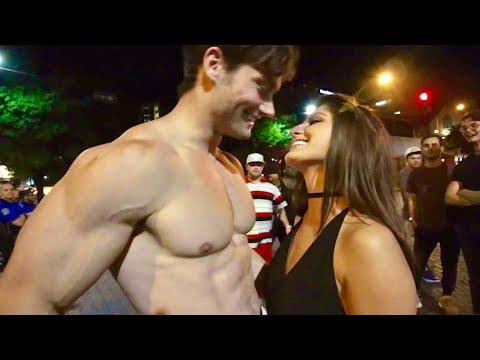 Connor Murphy Vs PrankInvasion - Kissing Prank