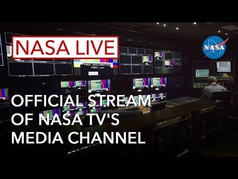 NASA Live: Official Stream of NASA TV's Media Channel