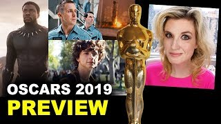 Oscars 2019 Predictions - Black Panther, Beautiful Boy, First Man